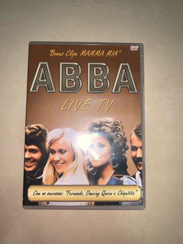 DVD ABBA