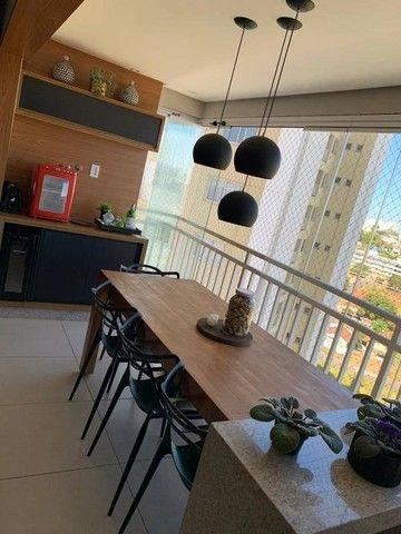 Apartamento com 3 quartos no Parque Amazônia - Goiânia-GO - Foto 4