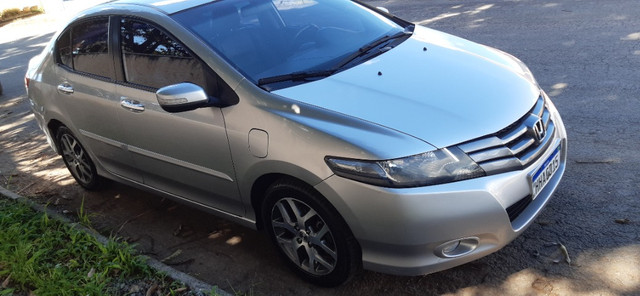 Honda City EX Automatico - Foto 8