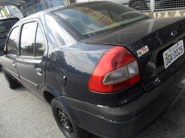 Fiesta Sedan 1.0 4P Street. Muito Lindo! - Foto 4
