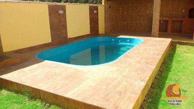 Casa em Unamar Cabo Frio com piscina e área gourmet grande - Foto 15