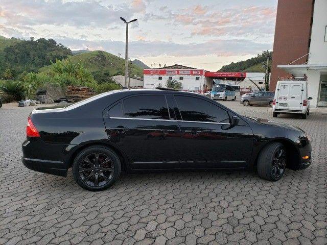 Ford Fusion V6 AWD 2011 leilão financeira. - Foto 11