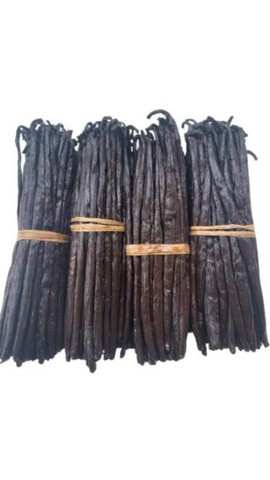 Fava de Baunilha Bourbon Madagascar Premium