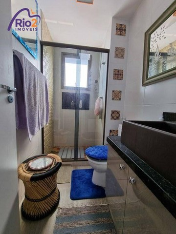 Apartamento com 3 dormitórios à venda, 77 m² por R$ 615.000,00 - Barra Olímpica - Rio de J - Foto 19