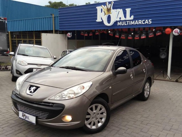 Peugeot 207 Passion XS 1.6 Flex 2011