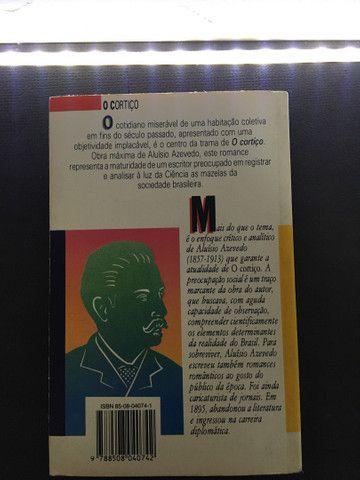 Livro O Cortiço  - Foto 2