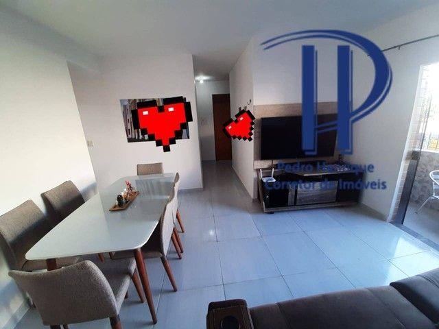 Apartamento à venda com 3 dormitórios em Jardim são paulo, João pessoa cod:382 - Foto 8