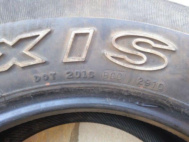 Vendo pneus 245/70R16 - Foto 2