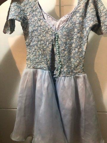 Vestido azul P  - Foto 3