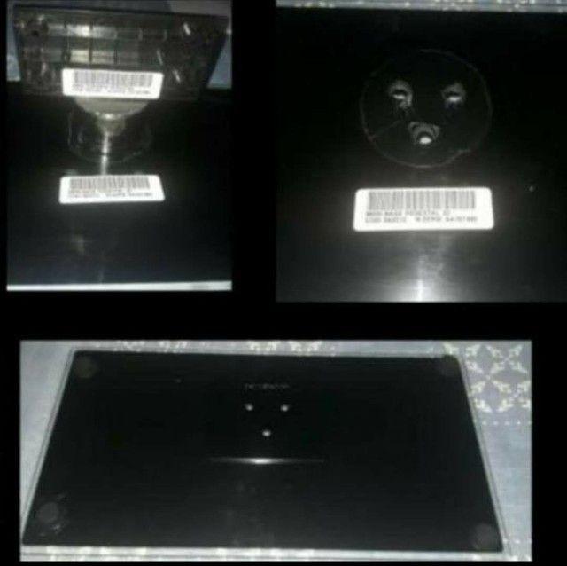 Novos!Um Conj Pedestal com Base de Vidro e Suporte - Semp Toshiba Dl3975i - 32 polegadas - Foto 4