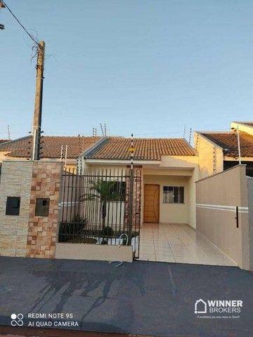 Casa com 2 dormitórios à venda, 60 m² por R$ 170.000 - Jardim Monterey - Sarandi/PR - Foto 2
