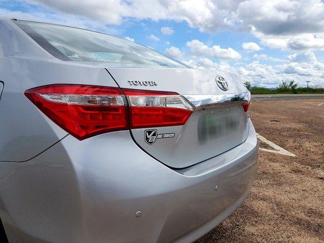 Toyota Corolla 2.0 Aut. Xei 2015 Pneus Novos Ipva 2021 Pago - Foto 4