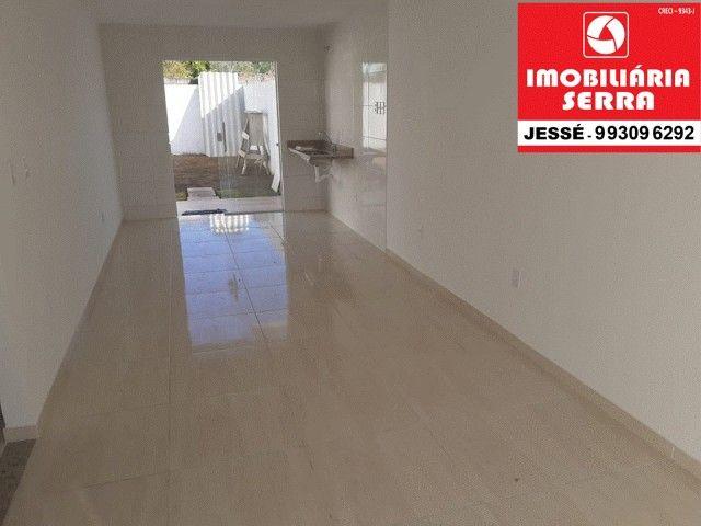 JES 002. Casa nova na Serra de 66M² em Jacaraipe 2 quartos com suíte. - Foto 8