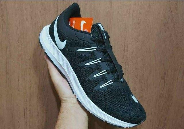 Sapato Nike, Adidas Lacoste