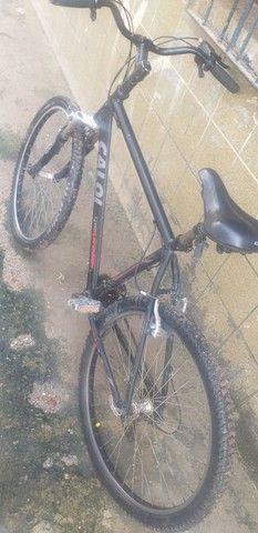 Bike kaloi aro 26 toda no aluminio - Foto 2