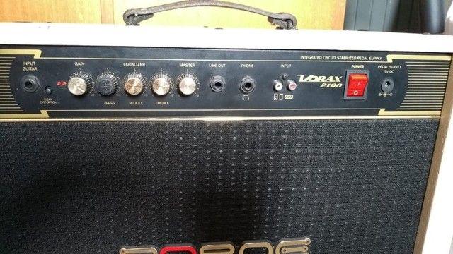 Amplificador 100w Borne Vorax 2100 - Foto 2