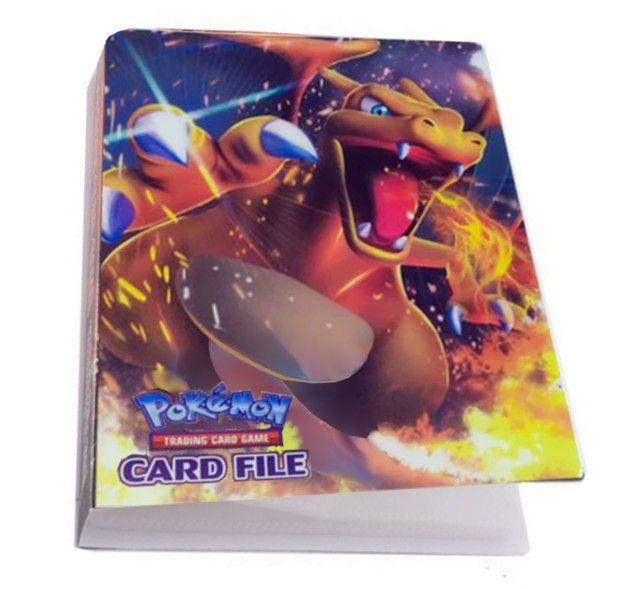 Álbum Pokémon + 100 cartas Originais BR - Foto 2
