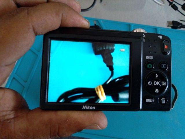 Câmera fotográfica Nikon Coolpix  - Foto 3
