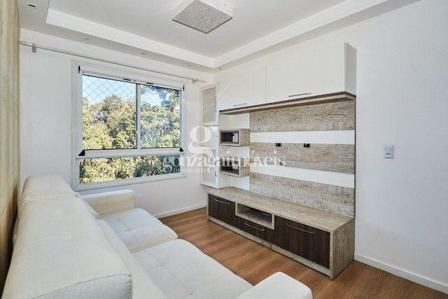 Apartamento à venda com 3 dormitórios em Campo comprido, Curitiba cod:1095 - Foto 3