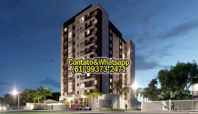 Apartamento em Goiania, 2Q (1Suíte), 55m2, Garagem, Lazer Completo! Parcela. - Foto 14
