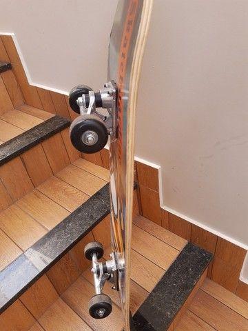EM CAETITÉ - BA / Skate amador - Semi-novo! Usado pouquíssimas vezes. - Foto 5
