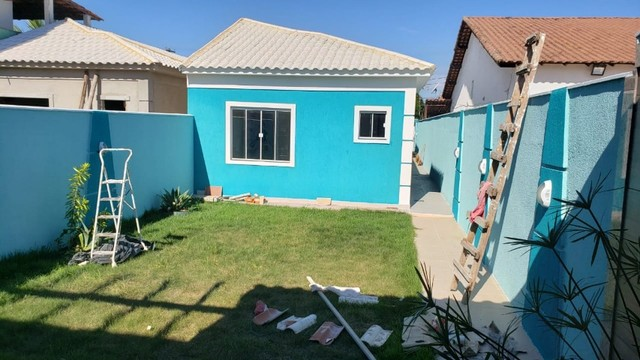 Ótima casa em Itaipuaçú com garagem para 2 carros!! - Foto 10