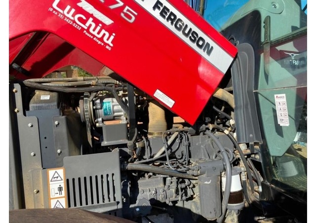 Trator Massey Ferguson MF 4275 2017 - Foto 2