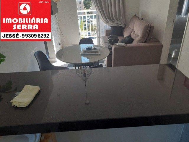 JES 004. Vendo apartamento mobiliado, 63M², 3 quartos. na Serra   - Foto 7