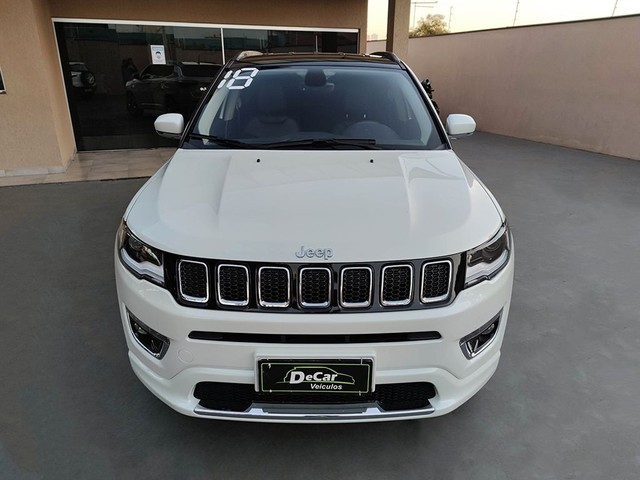 JEEP COMPASS 2.0 16V LIMITED 2018 - Foto 2