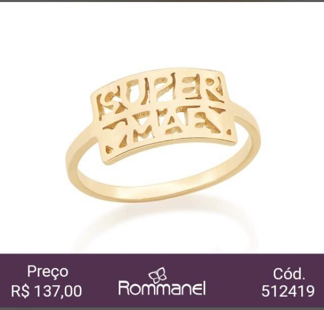 Semi jóias Rommanel? - Foto 5
