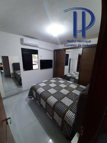 Apartamento à venda com 3 dormitórios em Jardim são paulo, João pessoa cod:382 - Foto 4