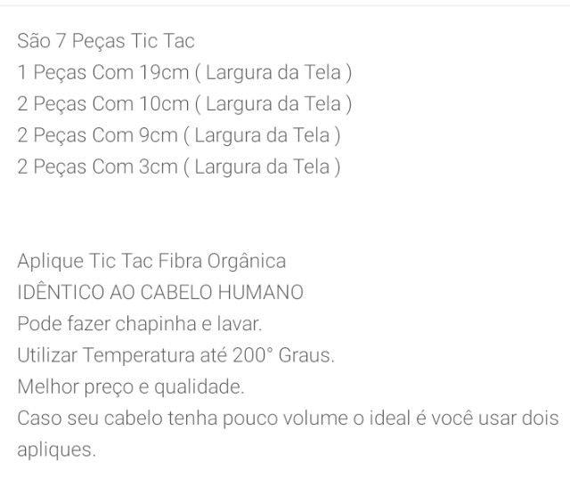 Alongamento tic tac - Foto 3