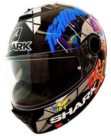 Shark Spartan 1.2 Lorenzo Catalunya