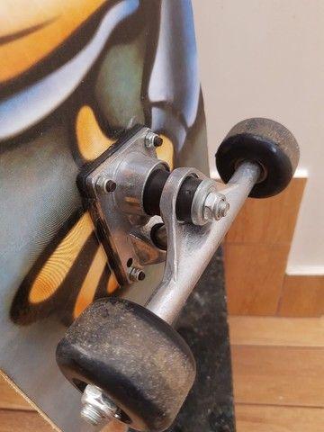 EM CAETITÉ - BA / Skate amador - Semi-novo! Usado pouquíssimas vezes. - Foto 4