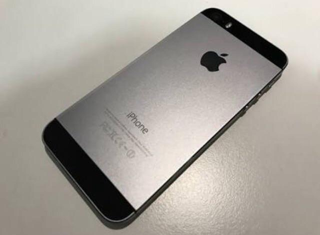 iphone 5s space gray iphone 5s 16 gb nota fiscal na garantia ainda 14869