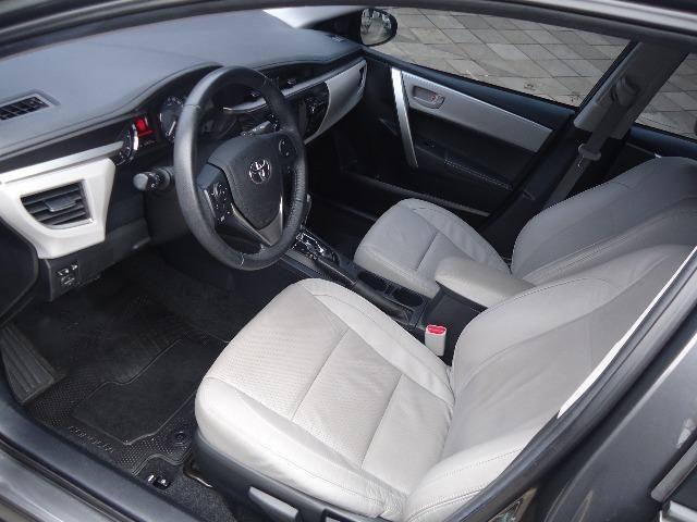 Toyota Corolla Xei Todas as Revisões na Agencia - Foto 8