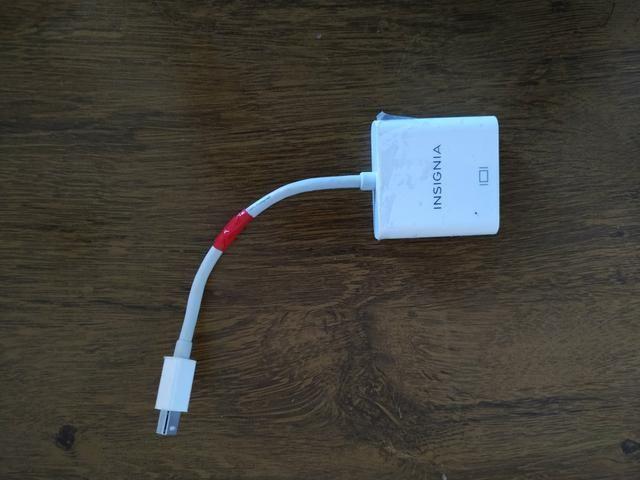Adaptador vga para MacBook - Foto 2