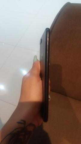 IPhone 7 Plus Preto Fosco - Foto 5
