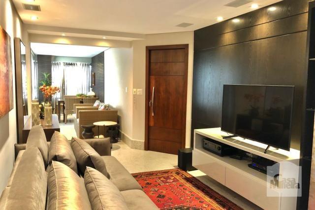 Apartamento à venda com 4 dormitórios em Gutierrez, Belo horizonte cod:258110 - Foto 5