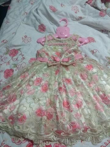 Vestido de festa 2 anos - Foto 2
