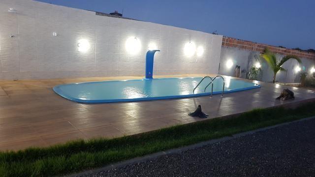 Alugo casa com piscina pra final de semana, em barra do Jacuípe, em condomínio fechado - Foto 15