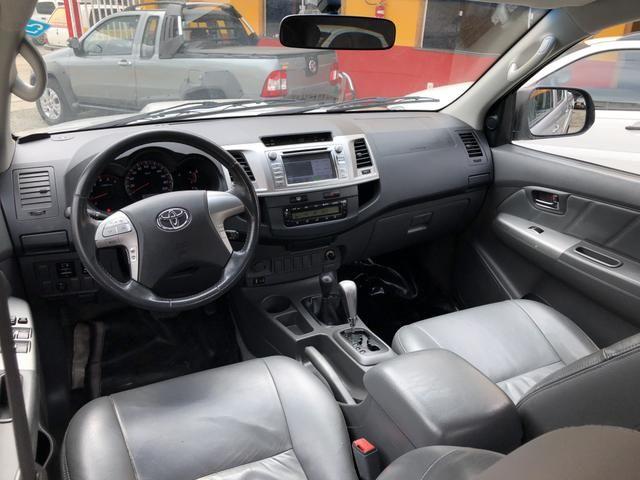 Toyota Hilux SRV 3.0 Diesel 2012-2013 - Foto 10