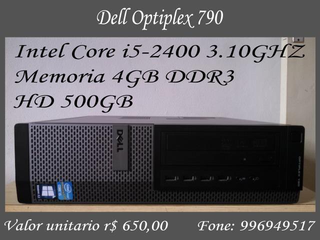 Lote de Dell Optiplex Core i5 - Foto 2