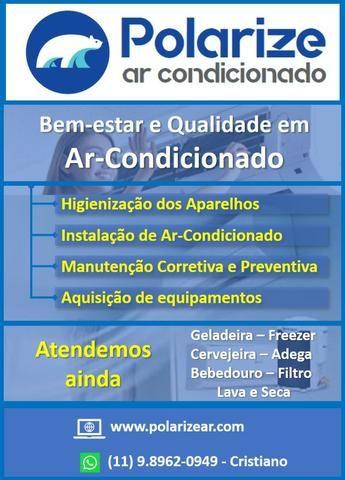 Ar Condicionado - Manutenção - Higienização - Instalação - Foto 2