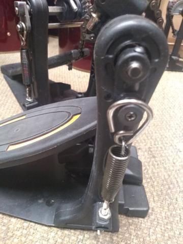 Pedal bateria rmv a unidade - Foto 5