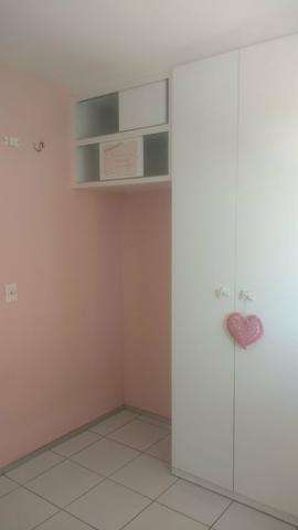Excelente apartamento no condomínio Sant Angeli em Messejana - Foto 12