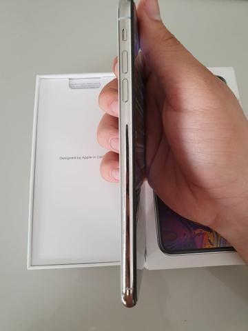 IPhone XS MAX 64GB GARANTIA E NOTA FISCAL - Foto 3