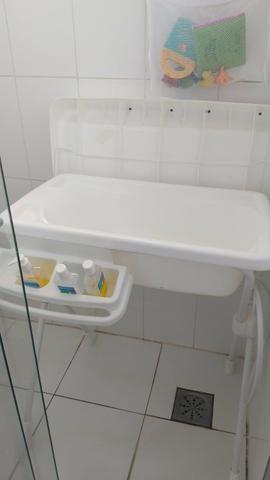 Berço + Banheira + mosquiteiro lindo - Foto 2
