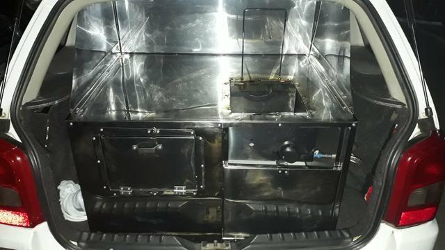 Kit fritadeira para veículo e comercio - Foto 6