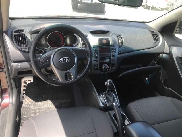 KIA CERATO 2011/2011 1.6 SX3 16V GASOLINA 4P AUTOMÁTICO - Foto 9
